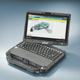 0684400222 - The rugged workshop laptop that can be used as a notebook or a tablet.