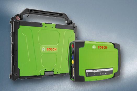 Bosch KTS 980 (DCU 220 with KTS 590)